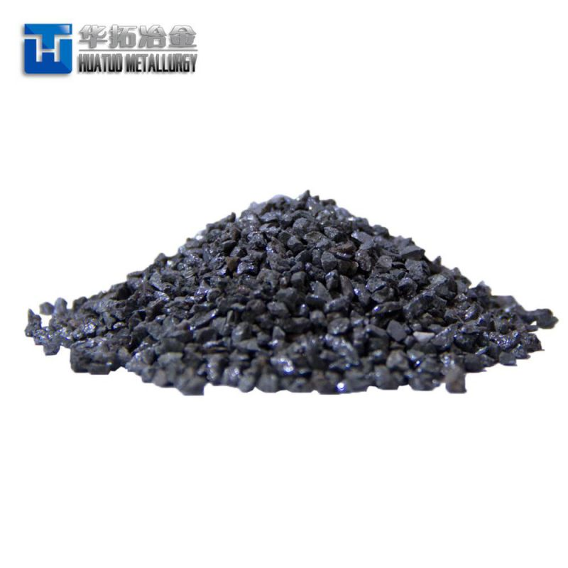 Fe Si Granule for Steel Making / Casting / Metallurgy Use