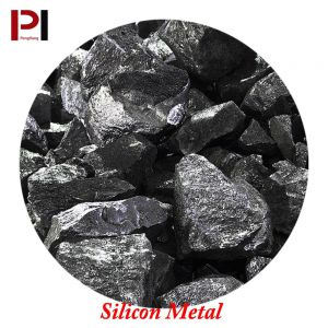 China Supplier Providing High Pure Silicon Metal Grade 553 441 On Oxygen