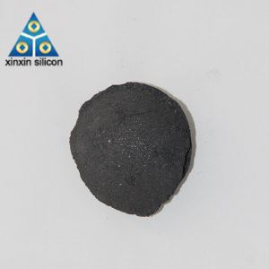 Used As Deoxidizer Si-Fe Briquette China Factory Ferrosilicon Ball