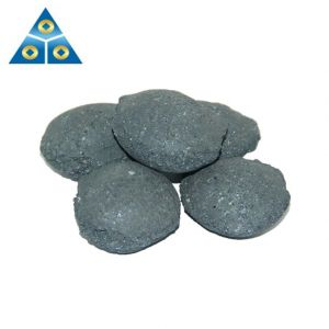 China Supplier Silicon Briquette 10-50mm Silicon Slag Briquette for Steel Making