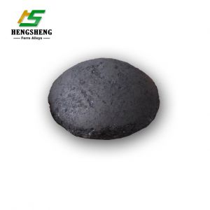 The Good Supplier In China Supply Briquette Ferro Silicon Manganese