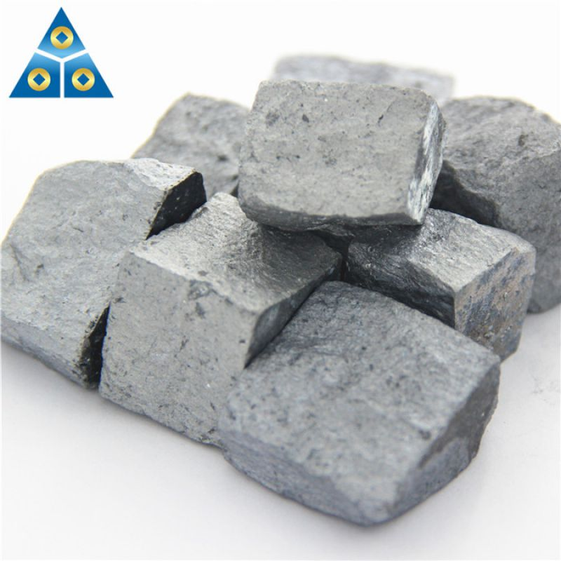 Lump Shape and 10-50mm Dimensions Ferro Silicon Magnesium  FeSiMgRe Alloy for Foundry
