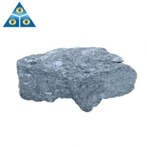 China Henan Manufacturer Export CaSi 30/55 Ferro Silicon Calcium Aluminum Alloys