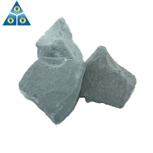 Lump shape Nitrided Ferro Silicon Nitride FeSi with best price for Steel Making