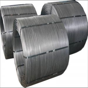 China Reliable Professional Manufacturer Export Ferro Silicon Manganese Fesimg Cored Wire
