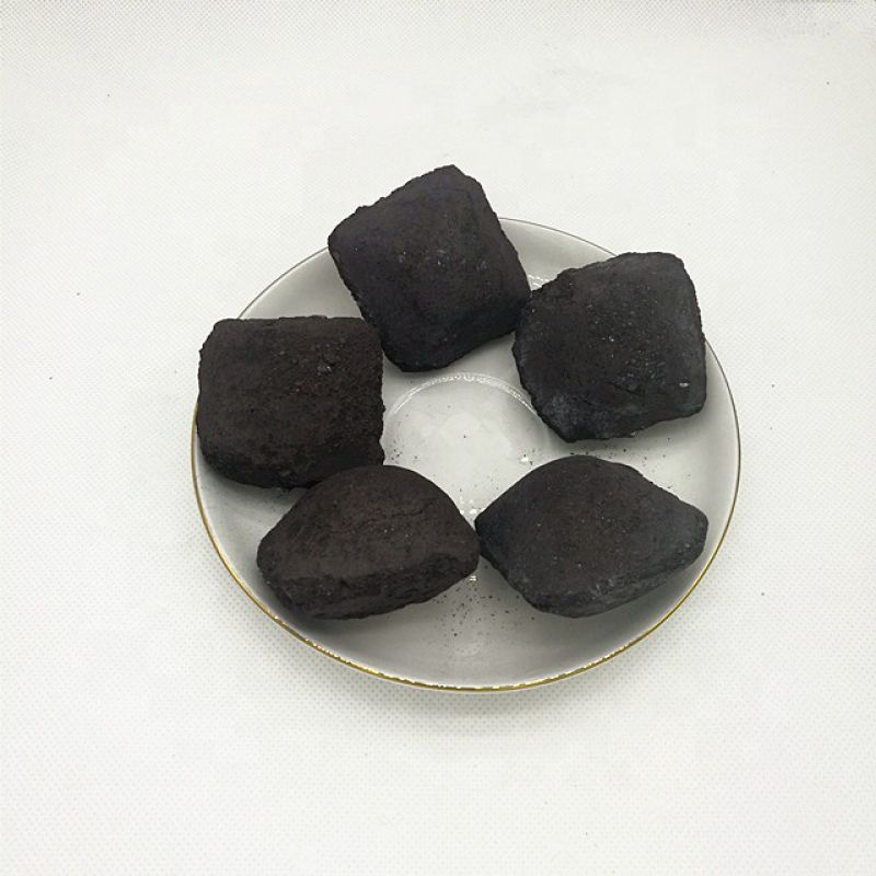 Black Silicon Carbide Grains Blocks Briquette