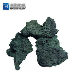Green Silicon Carbide Blocks Mesh Green Silicon Carbide Refractory/Metallurgy Use