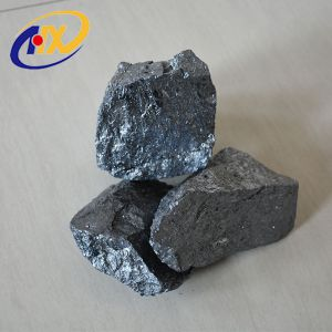 Supply Pure Silicon Metal for Steelmaking and Casting From China