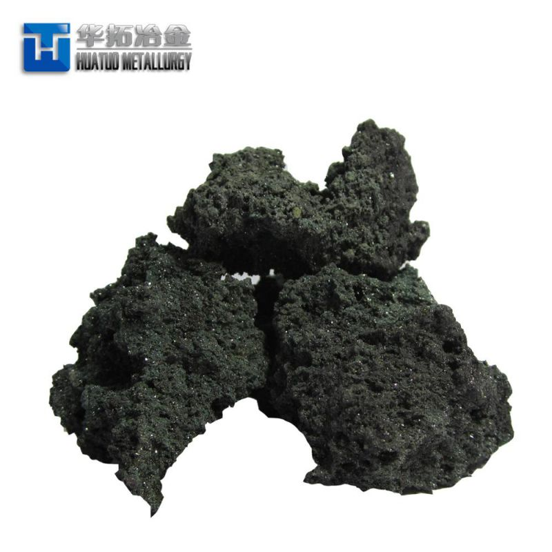 Manufacturer of Black Silicon Carbide/Carborundum Granules/Particle for Abrasive
