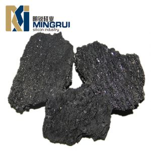 Black Silicon Carbide Factory(used As Refractory Material)