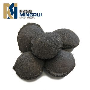 10-50mm Silicon Briquette for Steelmaking In China