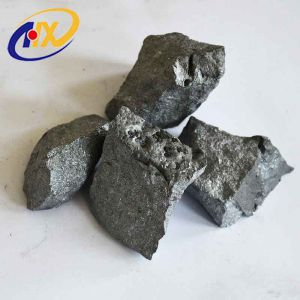 Lump Factory Silver Grey 75 Foundry Supply Ferrosilicon 75% Low Aluminium 72 Particle Ferro Silicon Metallurgical Industries