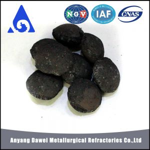 Best Selling China hot sale silicon briquette /silicon ball for steelmaking