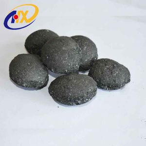 Anyang Silicon Carbide Briquette Used As Metallurgical Deoxidizer
