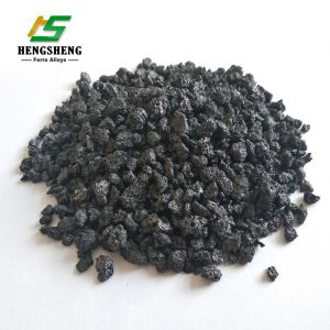 Anyang Hengsheng Supply FC 98.5% S 0.05 Size 1-5mm Graphitized Petroleum Coke