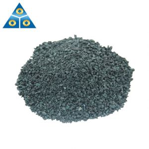 1-10mm Black SiC 90% Silicon Carbide With Good Price From China