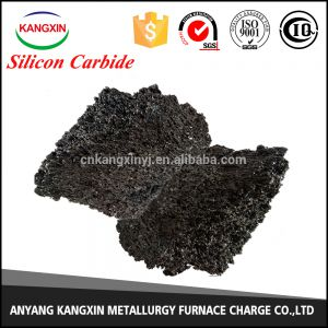 SiC 98 Min for Ichemical Stability Silicon Carbide