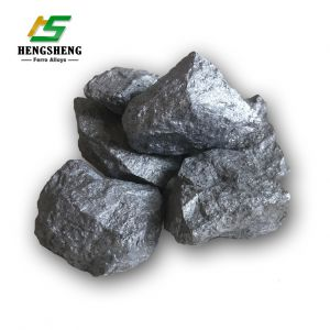 Various Grades of Ductile Iron Products Ferro Silicon Magnesium Alloy As Nodulizer
