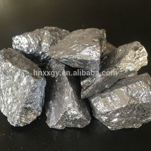 Different Size Silicon Metal Used In Alloy Industry Silicon Metal 553 Grade