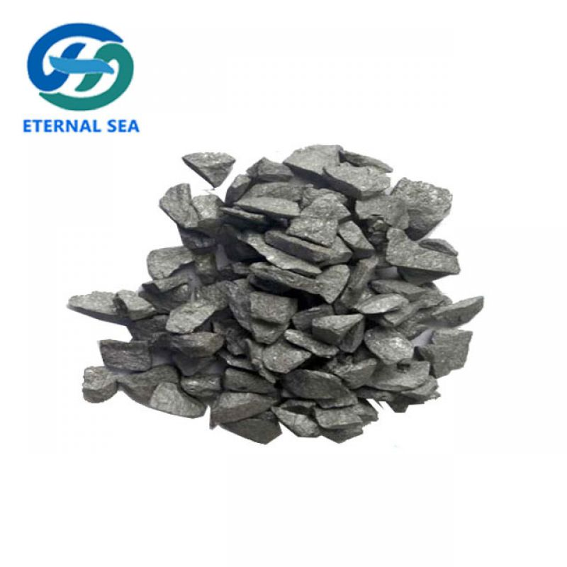 Eternal Sea Granules Shape and Si,Al,C,P, S Chemical Composition Granule Type Ferro Silicon