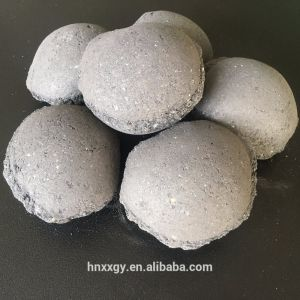 Anyang Good Effect Product Ferro Silicon Slag Briquette 65 70 Cheaper Than Ferro Silicon