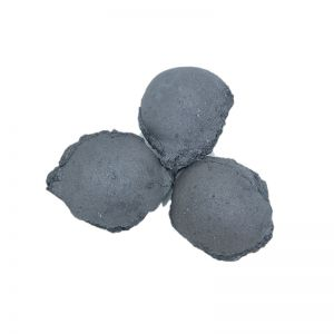 China Factory Sell Bulk Quantity Fesi Ball Silicon Briquettes Used As Deoxidizer