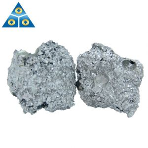 Chinese supplier of  lump Low carbon ferrochrome  LcFeCr with good price