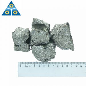 Size 10-50mm Low Carbon Ferro Chromium C 0.01% China origin