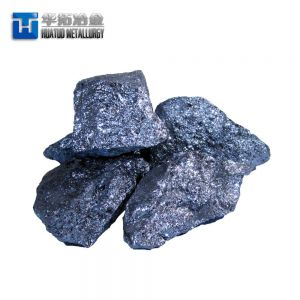 China Silicon Metal 441 In Si 99% for Aluminum Alloy