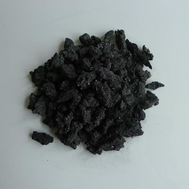 China original Black Silicon Carbide Scrap Recycle for Casting and Steelmaking