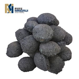 Reasonable Price Super Quality Si 50 Silicon Briquette for Steel Making