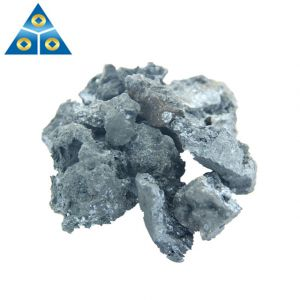 High Grade Si Slag The By-products of Silicon Metal Production  Instead of FeSi In Steel Making