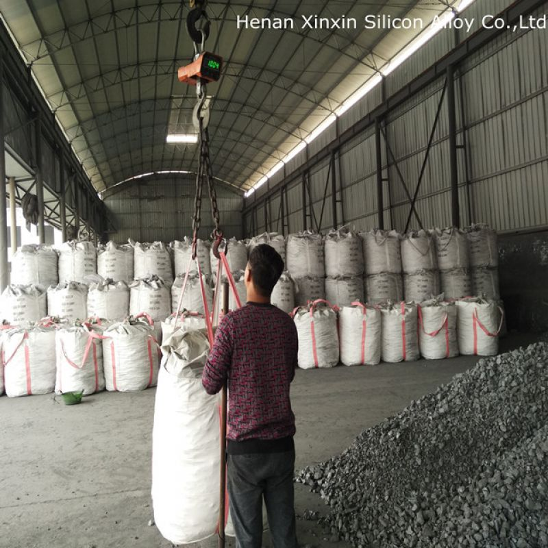 Producer of  Silicon Carbon Alloy / High Carbon Ferro Silicon for Steel Making