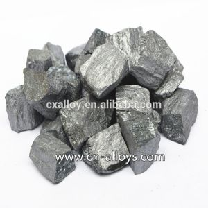 China Professional Exporter Pure Iron Alloy Metal Ferro Silicon Magnesium Nodulizer for Steelmaking