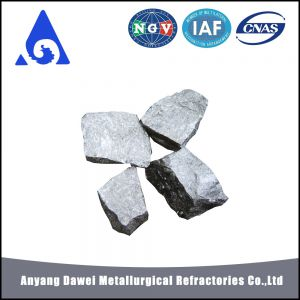 Anyang Dawei High quality of China Ferro Silicon 10-40mm price