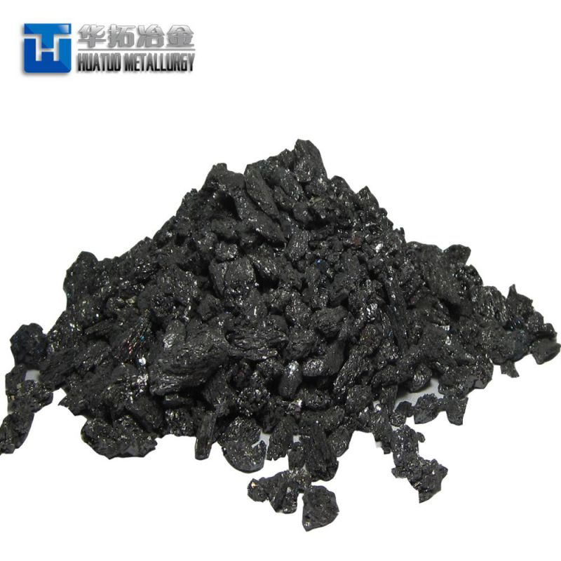 Black Silicon Carbide/SiC for Grinding and Refractory