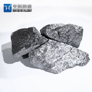 China High Quality Metallic Silicon 553 from Huatuo