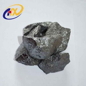 Lump 10-100mm 441/553/3303 High Quality 553 Price Metal441# Silicon Metal 441 China Supplier