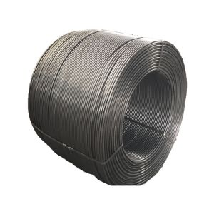 Ferro Silicon Calcium Cored Wire for Steel Production