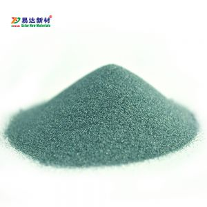 engineering processing material sic f90 green silicon carbide grits