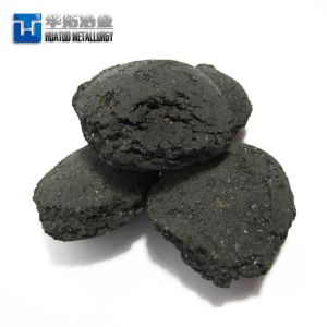 Silicon Briquette/ Silicon Ball/silicon Ash From China