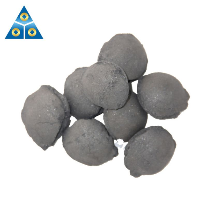 Ferro Silicon Briquette FeSi Briquette Manufacturer With Size 50mm