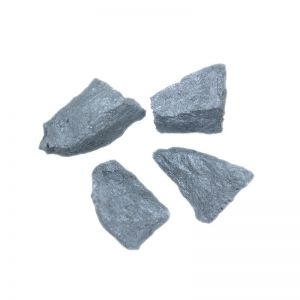 China iron steelmaking lump shape Si 70 to 75% min ferro silicon products