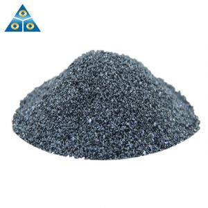 China origin 1-10mm Black Silicon Carbide 90%min