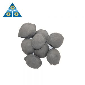 Perfect Ferrosilicon Balls In Workmanship Made By FeSi Powder
