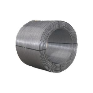 Price of Ferro Silicon Calcium Alloy / Ca Si Cored Wire From China Supplier