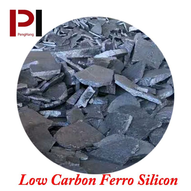 China origin Ferrosilicon 75 With Competitive Price/Fe Si /Ferro Silicon 75