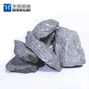 China Hot Selling Ferro Silicon / FeSi Briquette