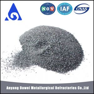 calcium silicon alloy as additive