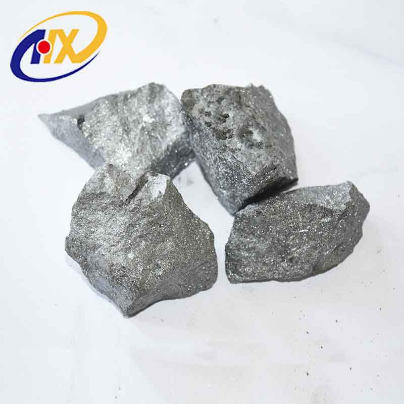 Used As Alterant Hot Sales FeSi Briquette In Molten Iron